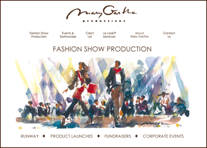 Mary Garthe - Fashion Show Production