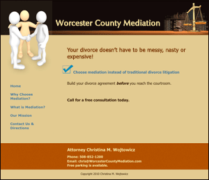 Worcester County Mediation